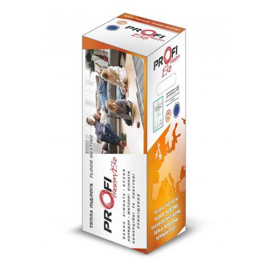 Нагревательный мат двужильный ProfiTherm EKO mat, 1030Вт