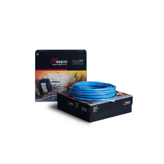 Кабель нагревательный одножильный Nexans TXLP/1 500Вт, 17Вт/м
