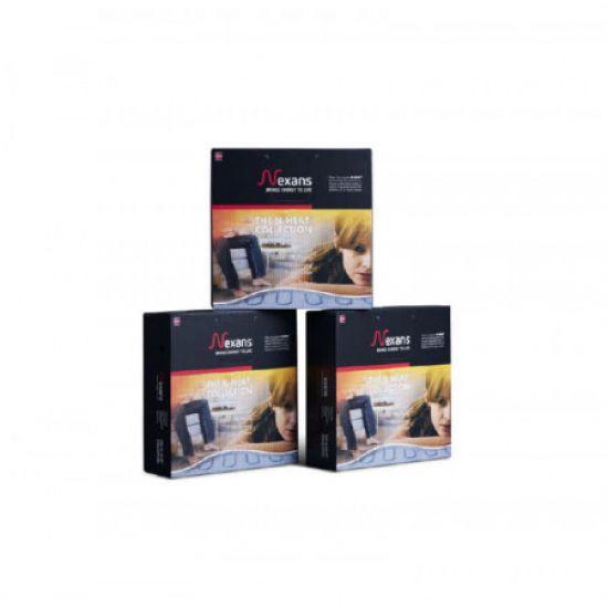 Кабель нагревательный одножильный Nexans TXLP/1 700Вт, 17Вт/м